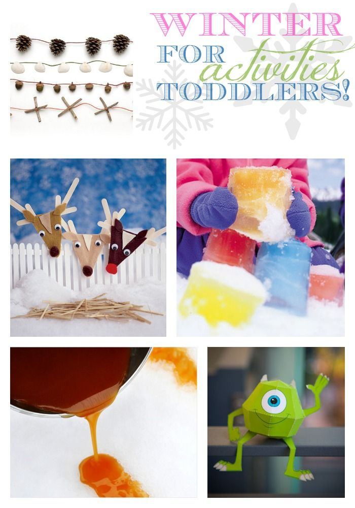 The Best Winter Activities for Toddlers