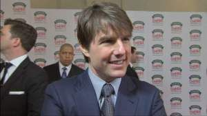 """Tom Cruise has told Sky News he has Top Gun 2 firmly in his sights – as he picked up a special lifetime film award. The veteran actor said he was working to """"get over some stumbling blocks"""" and was still in discussions with film-makers. The actor spoke to Sky's Richard Suchet on the red […]"""