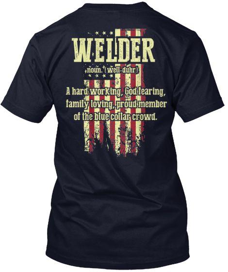 Limited Edition - Welder