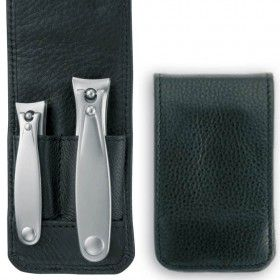 MENS LEATHER MANICURE SET IMANTADO S BY NIEGELOH