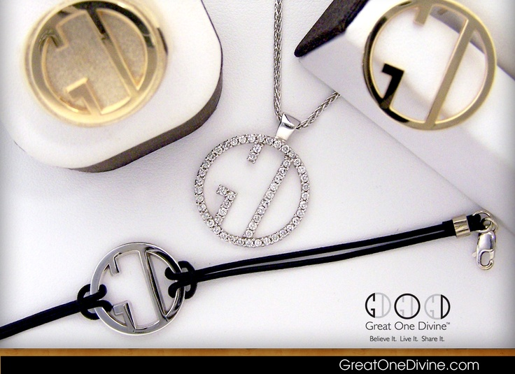 Great One Divine jewelry makes the perfect way to share your faith with others.
