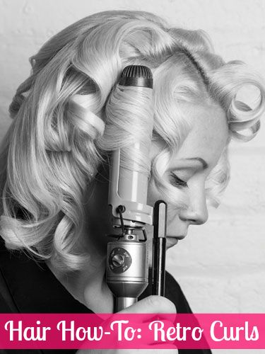 Learn how to use your curling iron to get gorgeous waves.
