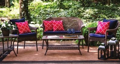 Shared from Flipp: 4-PIECE CONVERSATION SET in the Lowe's flyer $359