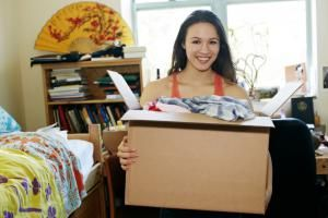 12 Places to Find Free Moving Boxes for Your Next Move: College Dorms Can Have Tons of Free Moving Boxes