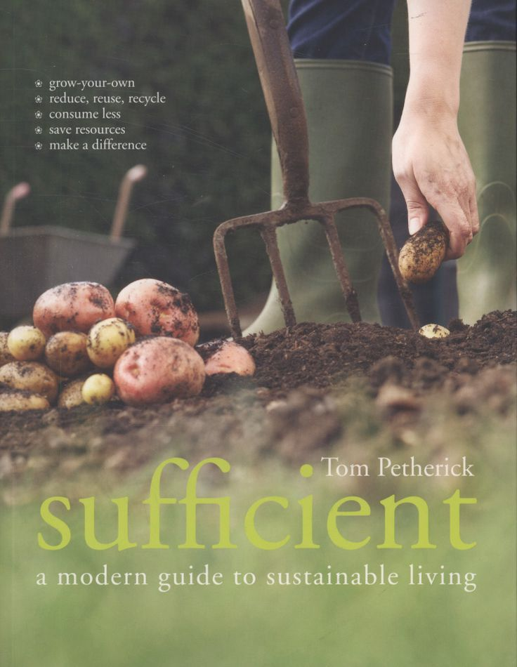 Sufficient: A Modern Guide to Sustainable Living