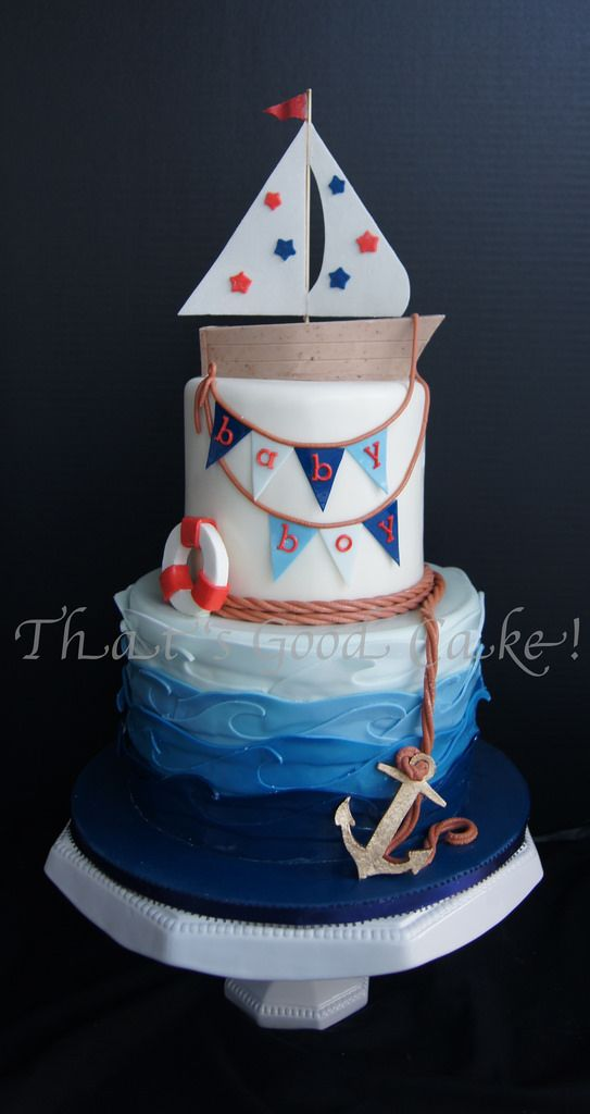 46 best images about Nautical Cakes on Pinterest ...