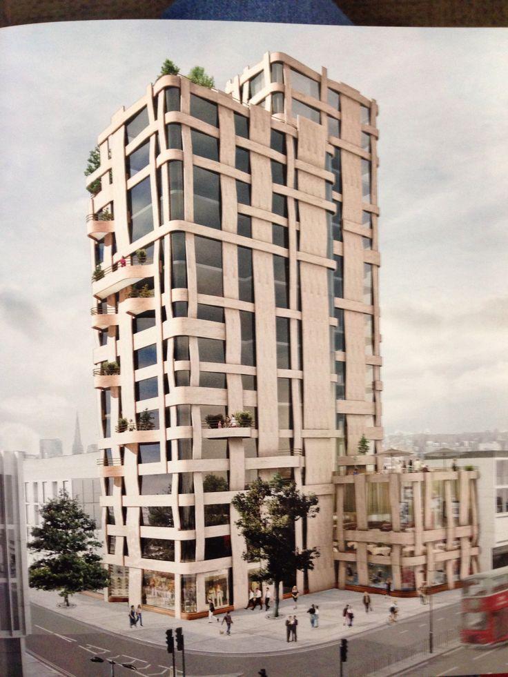 Thomas Heatherwick: Notting Hill Tower