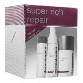 Dermalogica Super Rich Repair Olgun ve Kuru Ciltler İçin Nemlendirici Kofre en uygun fiyatlarla  http://www.dermoeczanem.com/dermalogica-urunleri-31