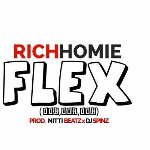 Listen to Rich Homie Quan - Flex (Ooh Ooh Ooh) by DJ Phobia #np on #SoundCloud