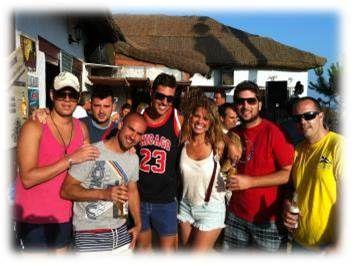 Gira de comando de la Cerveza Sol en las costa gaditana #CervezaSol #Heineken #firstgroup #Comando #playas #Tarifa #regalos