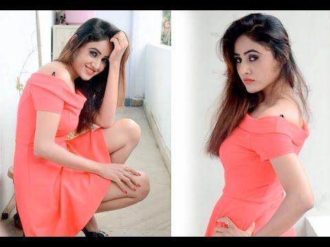 Sony Charishta Hot Red Dress Photos
