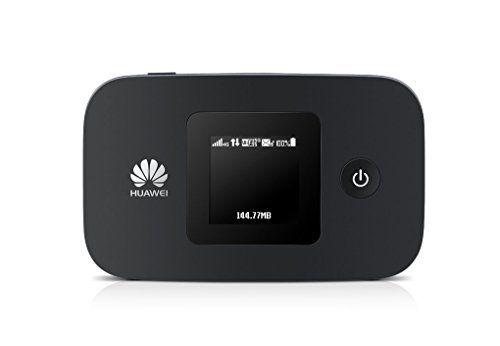 HUAWEI E5377s-32 Mobile WiFi Access Point schwarz: Amazon de