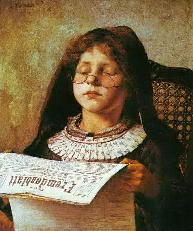 Κορίτσι που διαβάζει