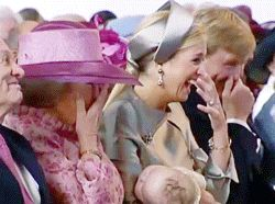 Christening of Princess Ariane of the Netherlands: Ariane Wilhelmina Máxima Inés was baptised on October 20th, 2007. The Princess's baptism was characterized for the joy of Ariane's siblings and cousins: they covered their ears, screaming at the chanting chorus, and they threw pillows; one of them even tugged at the robes of the Minister. Princess Máxima tried to control the situation, but she failed.