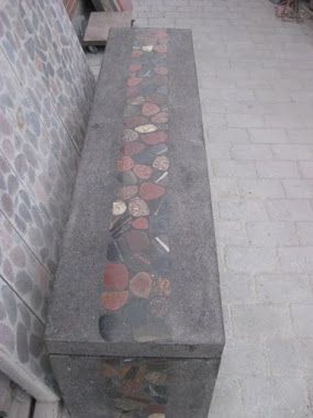 Haveprojektet i Vrold: Nerd alert - beton støbning