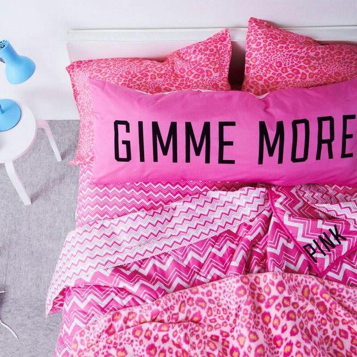 Vs bedding gimme more vs pink victoria secret pink vspink dream