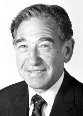 Stanley Cohen, Nobel Prize in Physiology or Medicine in 1986 for co-discoveries of growth factors