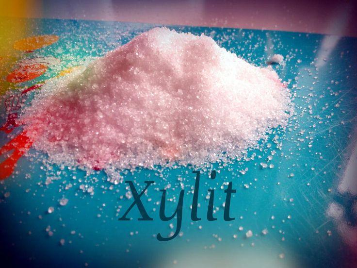 Zucker durch Xylit (=Birkenzucker) ersetzen!