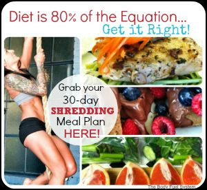 21 day shred diet pdf