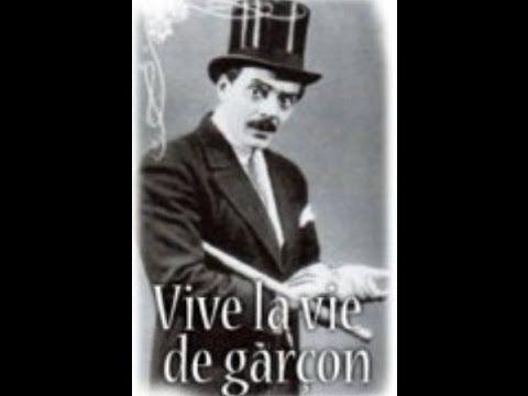 Да здравствует холостяцкая жизнь - 1908 Немая комедия с Максом Линдером