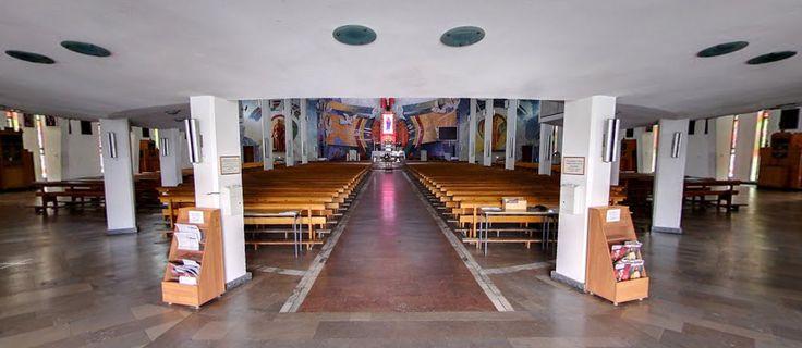 Wirtualny spacer po NMPWW w Rumi. Bardzo zapraszam do odwiedzenia kościoła wirtualnie. Jest to nowoczesny kościół prowadzony przez zakon Salezjanów