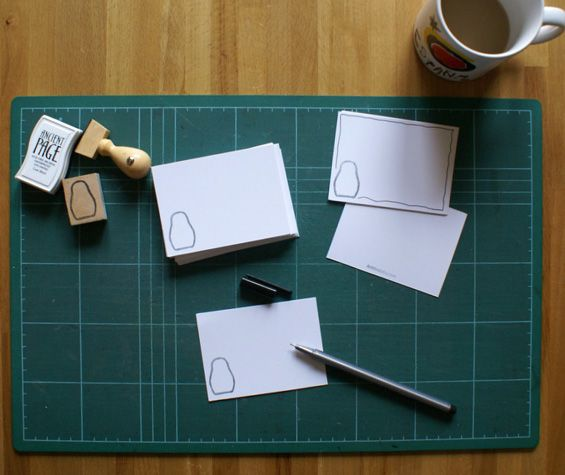 How-Tuesday: Make a Stamp with Art Mind | The Etsy Blog