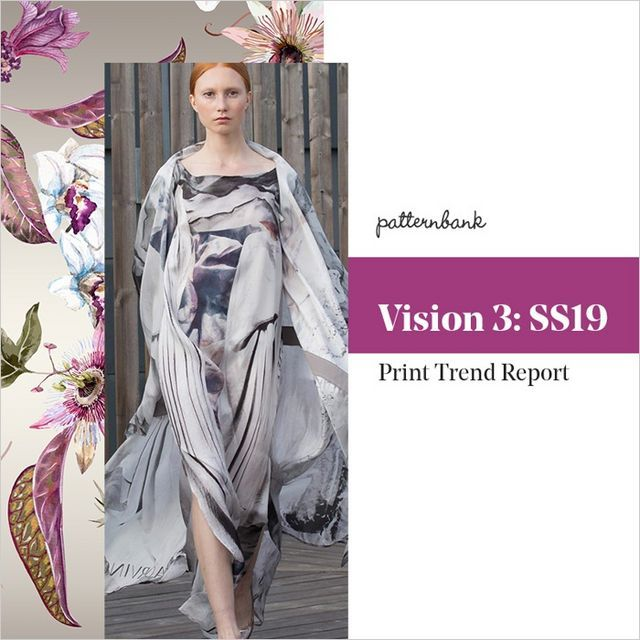 Vision 3 Spring Summer 2019 Print Pattern Trend Report Trend