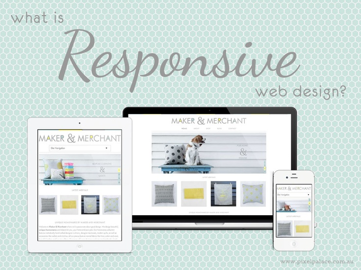 Mobile website design for small business | Responsive web design
