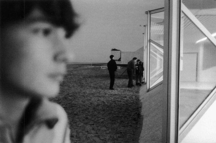 HERVÉ GUIBERT - Cabourg, 1984
