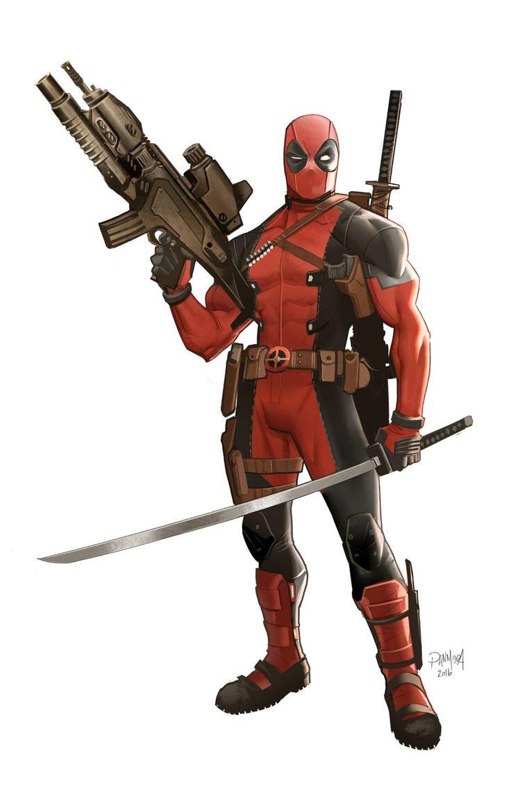 Marvel Deadpool Ausmalbilder Gratis: 14 Best LineArt: Domino (X-men) Images On Pinterest