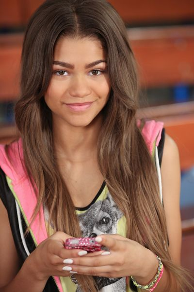 Zendaya says the best way to tell your crush you like them is just to do it!
