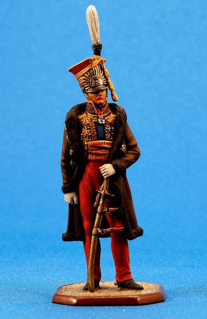 Французский генерал Кольбер  ММС
