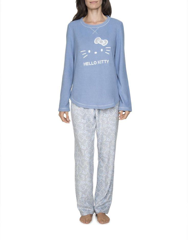 Hello Kitty Fleece Pyjamas