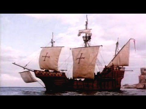"""""""Христофор Колумб"""". Исторический фильм. (3 серия) - YouTube"""