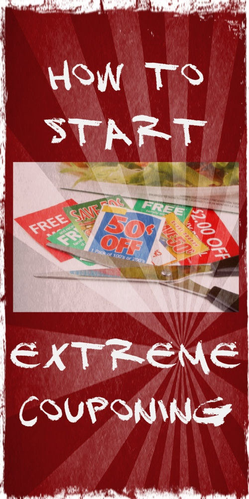 How To Start Extreme Couponing  http://howtobeanextremecouponer.com/how-to-start-extreme-couponing/
