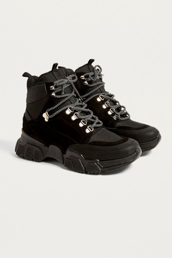 2a9d68731d7 UO Brooklyn Hybrid Hiker Boot | Fashion | Boots, Hiking boots, Urban ...