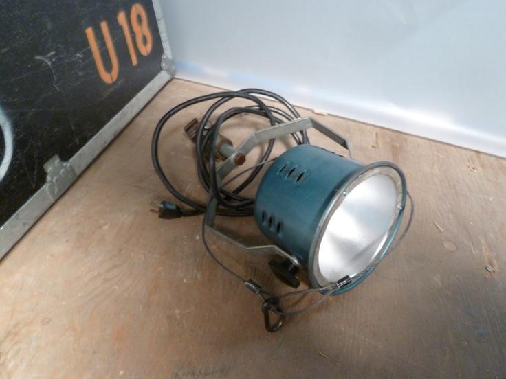 Vintage Stage Light