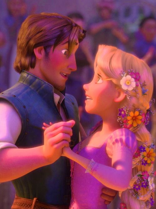 flynn and rapunzel age difference in a relationship