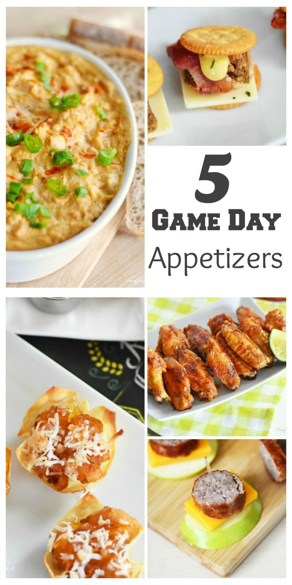 Poker game appetizers