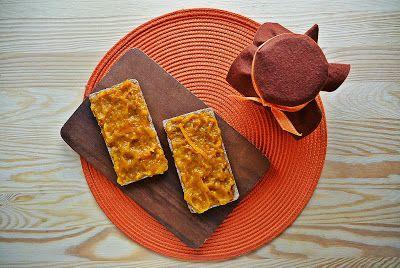 Pumpkin & orange jam with peel