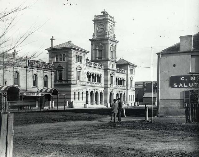 Goulburn Post Office 1887
