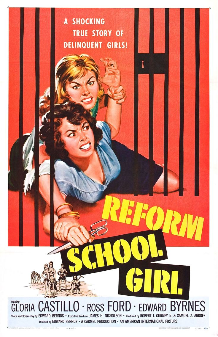 Reform School Girl (1957) A Shocking true story of delinquent girls! I was an extra in the remake of this movie starring Linda Carol and Wendy O Williams.