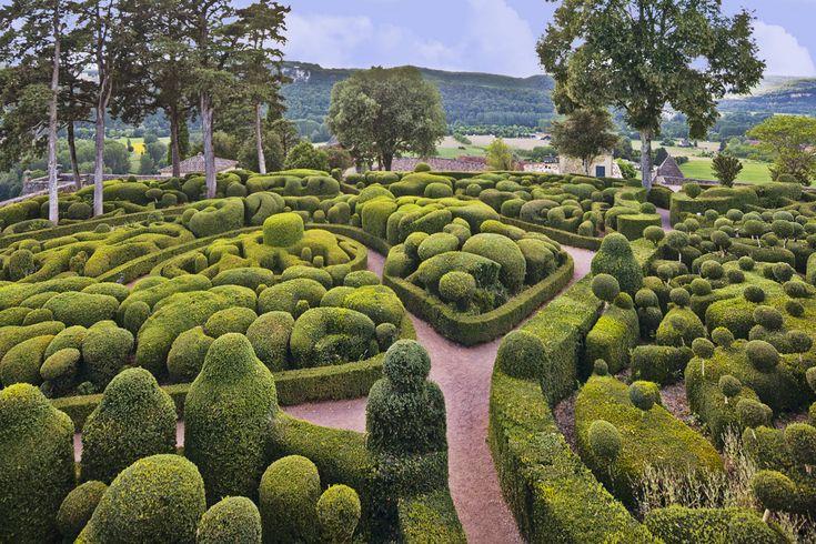 I giardini di Marqueyssac