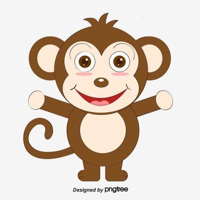 من ناحية رسم عناصر صورة القرد الكرتون قرد قصاصة فنية بارع جزء Png وملف Psd للتحميل مجانا Cartoon Monkey How To Draw Hands Cartoon