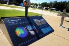 Astrobiology Walk: New NASA Goddard Visitor Center exhibit revitalizes Rocket Garden | NASA -