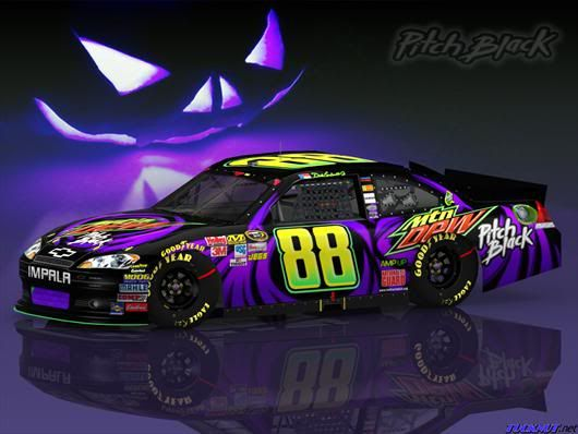 NASCAR Car Design | Found this on Mtn. Dew's facebook page, not sure if he will drive it.