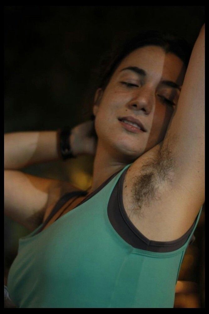 Paying The Price For Hairy Armpits