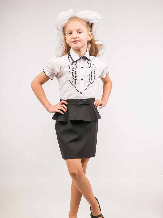 школьная юбка фото