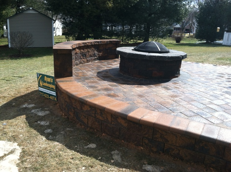 17 Best images about Nicolock Fireplaces & Pits on Pinterest | Pizza oven kits, Fire pits and ...