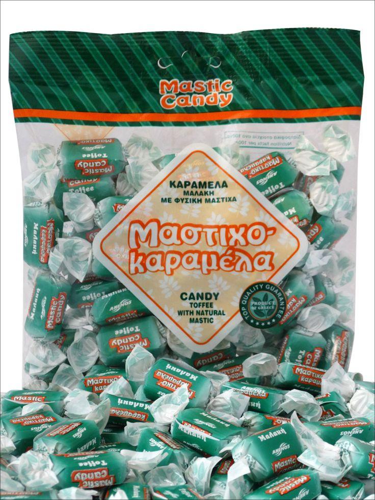 Mastix Toffees -weich und köstlich...